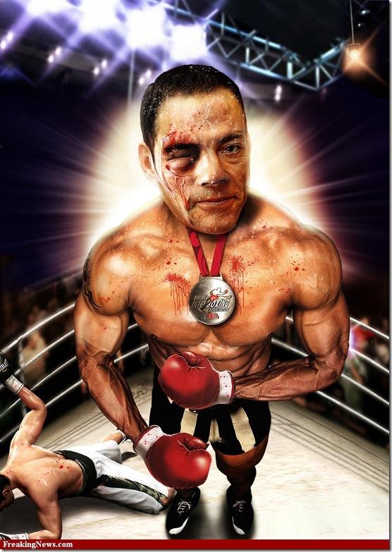 Jean-Claude Van Damme (71)