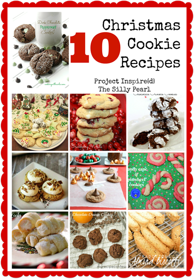 Ten Christmas Cookie Recipes - Project Inspired