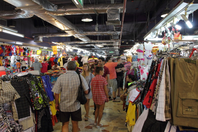 MBK Mall - Great budget shopping experience in Bangkok, Thailand