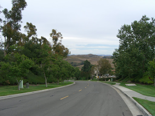 Ridgeline Rd (Portola Hills)