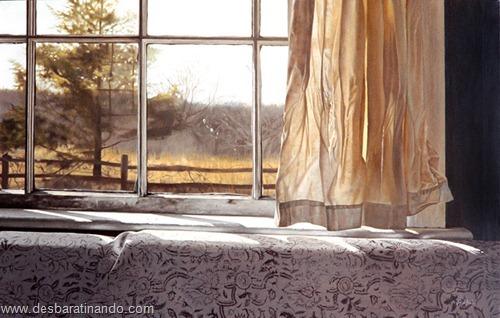 pinturas a oleo super realistas Roberto Bernardi Erich Christensen Steve Mills  desbaratinando  (68)