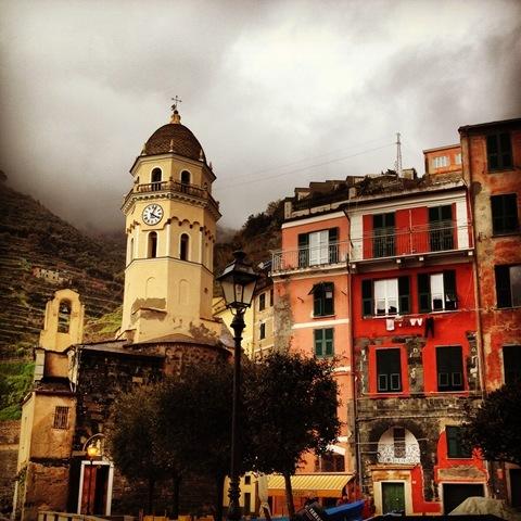 Vernazza, La Cinque Terre, Italy