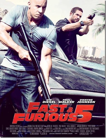 ดูหนังออนไลน์ Fast and Furious 5 เร็ว...แรงทะลุนรก 5 [HD Master]