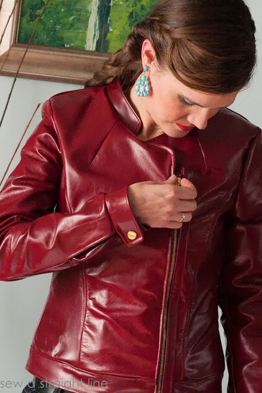 Leather Lessons Sew a Straight Line-5-3