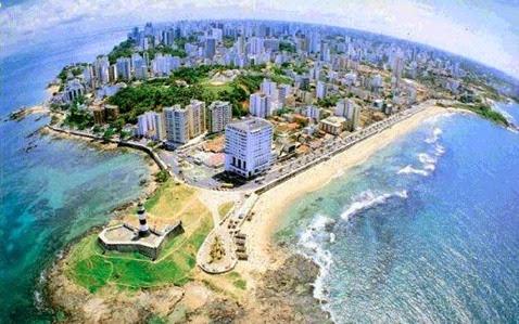 Salvador - Bahia-pontos-turísticos-www.mundoaki.org