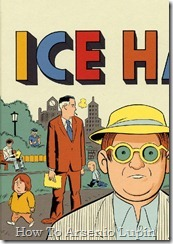 P00004 - Daniel Clowes - Ice haven.howtoarsenio.blogspot.com
