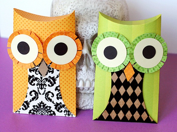 owl treat boxes free template