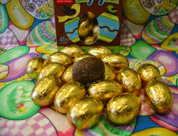 EE Easter Milk Chocolate Eggs