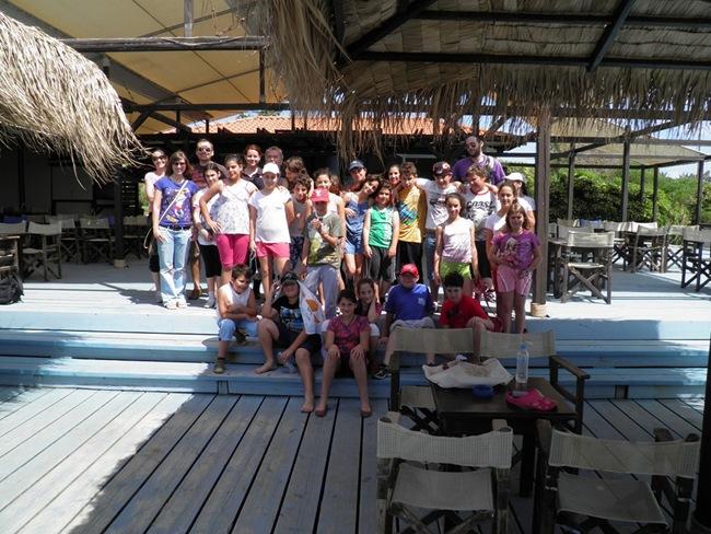 Την παραλία Ξι καθάρισαν εθελοντές