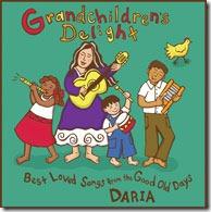 Grandchildren's Delight CD by Daria