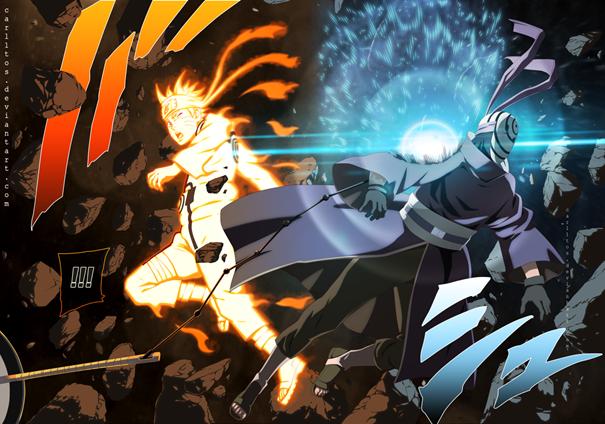 Anunciado Novo Jogo de Naruto para PS3 e Xbox 360