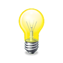 Light on Shake icon