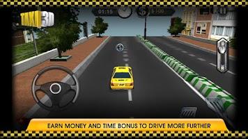 Screenshot of TAXI 3D