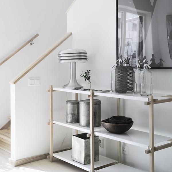 caseeinterni - legno decapato - stile minimal contemporaneo