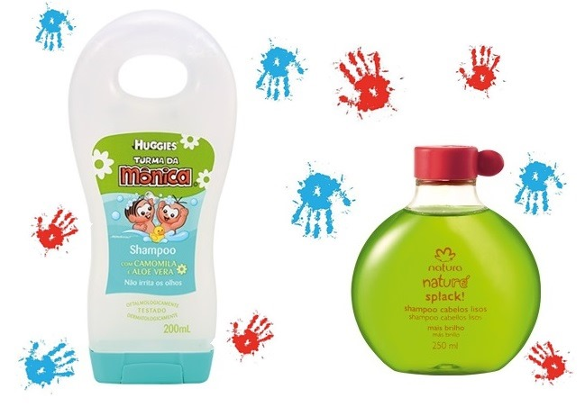 Shampoo Infantil: tem diferenças?