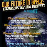 Our Future in Space: Weaponizing the Final Frontier? - space-largeposter.jpg