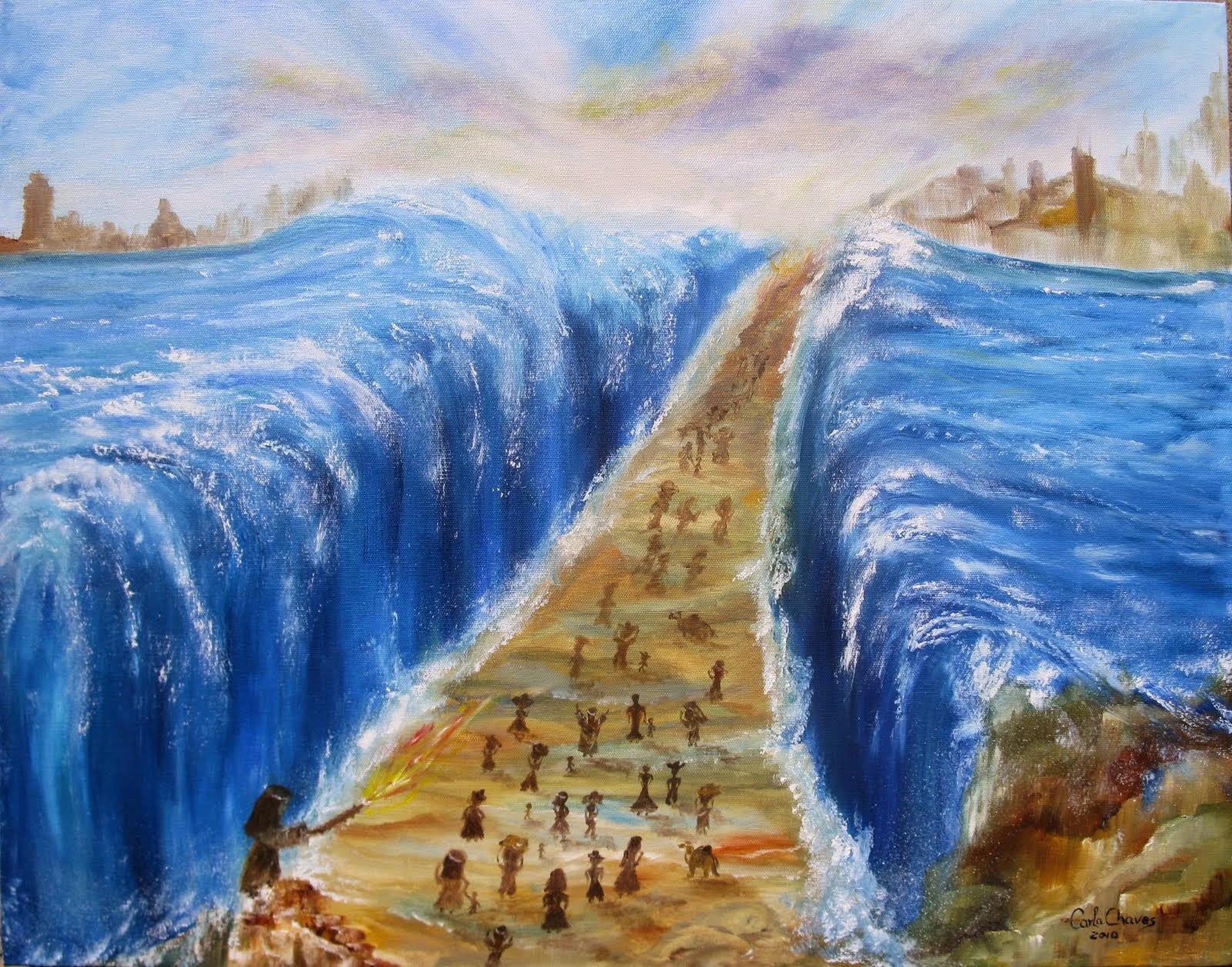 tag a travessia do mar vermelho