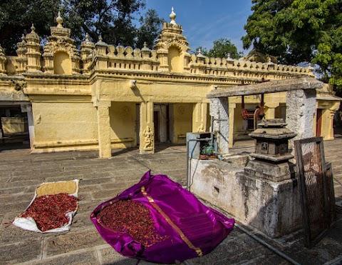 Sušenie chilli, Sri Kodi Someshwara Swami