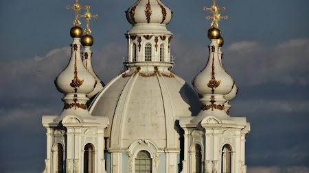 Foto cu Sony: Manastirea Smolnai St. Petersburg