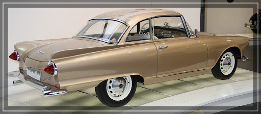 Auto Union 1000 Sp Coupé (1964