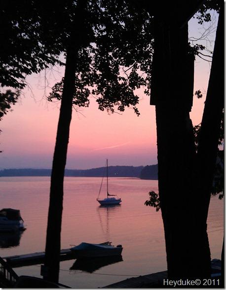 Sunrise at Camp K