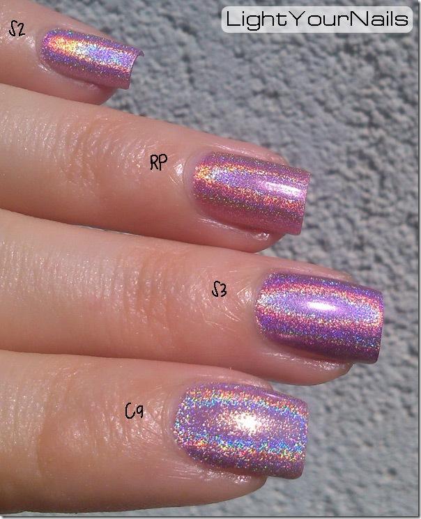 pink holos