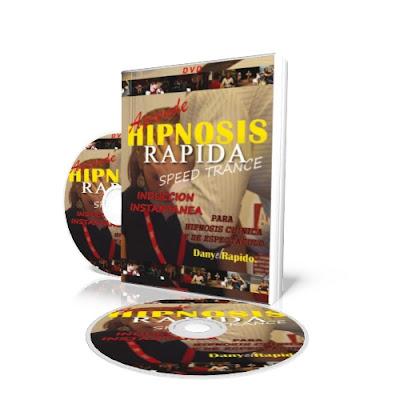 CURSO DE HIPNOSIS RÁPIDA (Speed Trance), Dany el Rápido [ Curso en Video DVDrip ] – Curso de Hipnosis Rápida. Cómo conseguir inducciones hipnóticas instantáneas