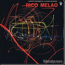1027 LPA Areito - Quinteto Instrumental de Música Moderna - Rico Melao []