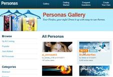 Merubah tampilan Mozilla Firefox menggunakan Personas