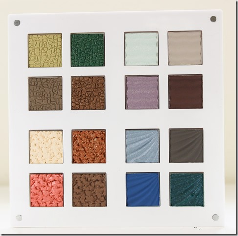Sephora Pantone eyeshadow