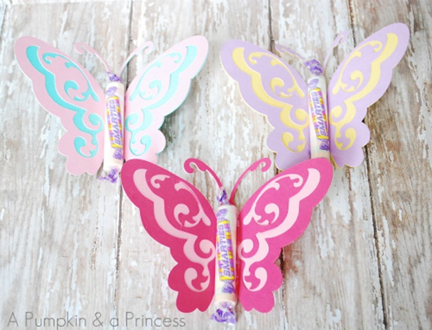 feature Butterfly Favors