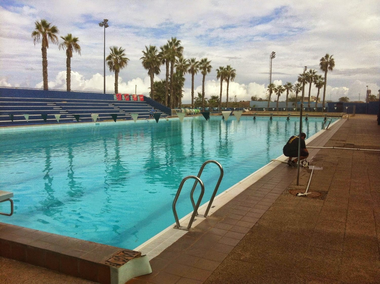 La piscina municipal abre sus puertas el lunes gabinete for Piscina municipal puerto de la cruz