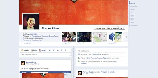 El nuevo Facebook, analizado a fondo