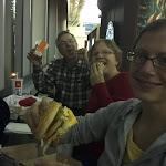 Eating at McDonalds