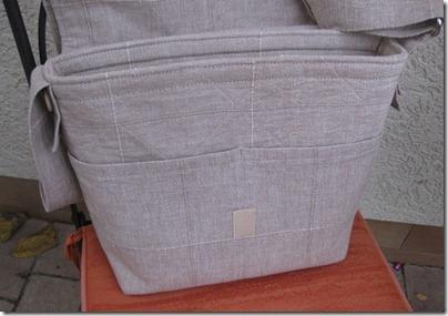 Messanger Bag front