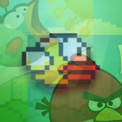 Flappy bird angry birds tiny wings