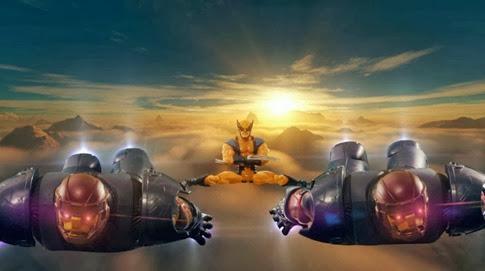 Wolverine - split