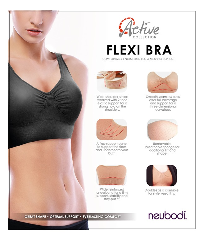 NEUBODI-Active-FlexiBra-Black