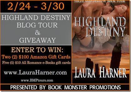 HIGHLAND DESTINY Tour button