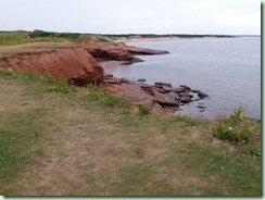 PEI Cavendish shore2