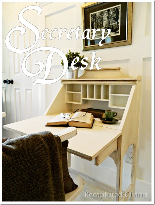 secretary&#39;s desk 024b