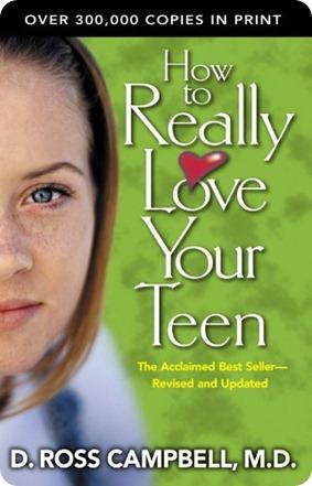 Descargar legalmente libro cristiano sobre adolescentes COMO AMAR REALMENTE A TU ADOLESCENTE por Ross Campbell MD