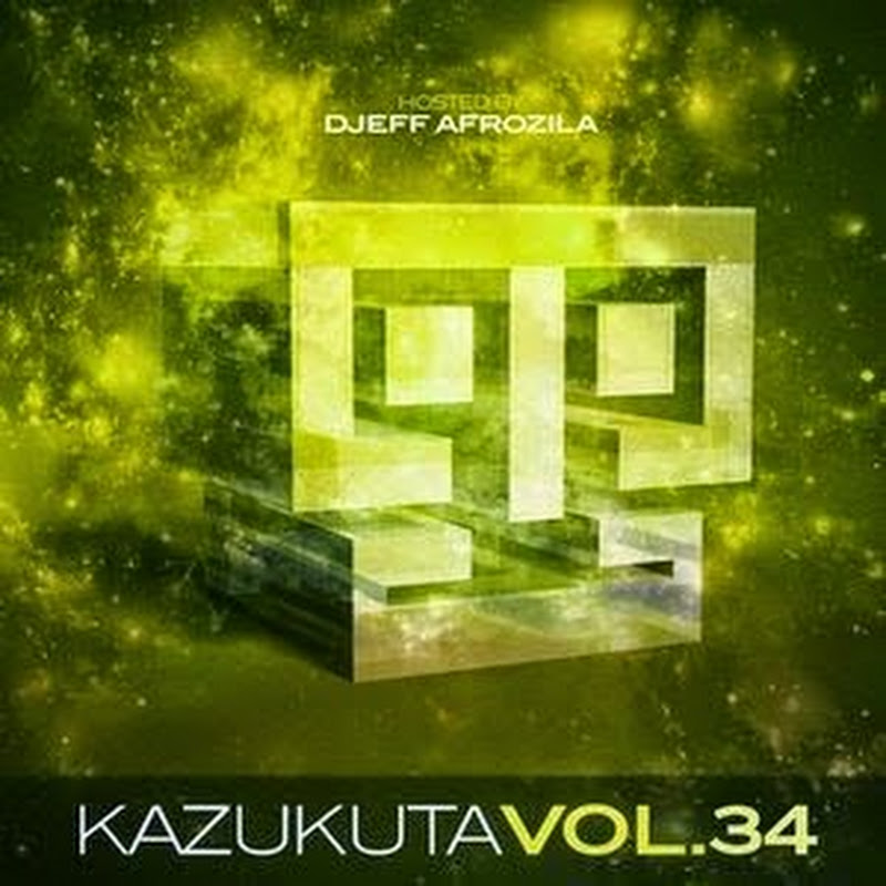 Djeff Afrozila Presents: Kazukuta Vol.34 (Set 2k15) [Download]
