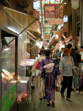 Things to do in Japan: visit a local market