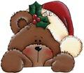 ursinho natalino imagens para decoupage de natal blog meninas prendadas blogspot