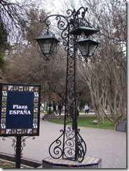 A Belíssima Plaza España