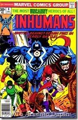 P00010 - Inhumans v1 #8
