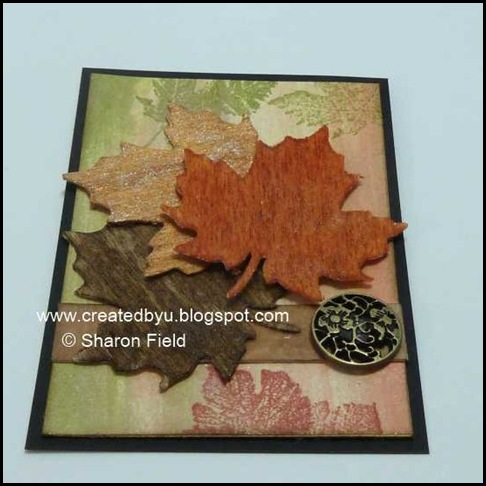 5.profile.washedbkground_Fall_Leaves_ATC_Swap_By_Sharon_Field