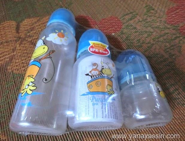 Barangan Pureen Clearance botol susu