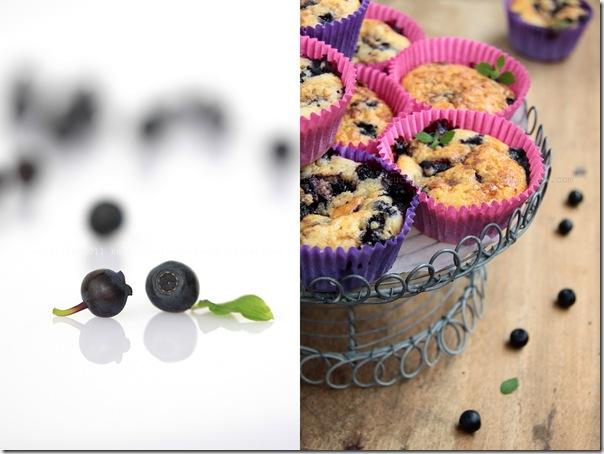 Muffinki z jagodami i białą czekoladą6